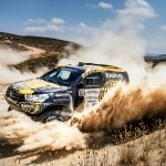 OVERDRIVE RACING SENDS POWERFUL FLEET OF SIX TOYOTA HILUXES TO ORLEN BAJA POLAND