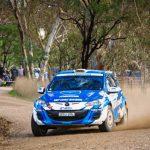Reeves beats NZ's best to win Rally Coromandel