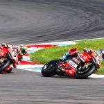 A memorable weekend for Ducati