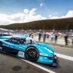 World's first: Hydrogen powered LMP3 racer competes against gasoline rivals
