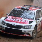 FIA Asia Pacific Rally Championship: Ole Christian Veiby, Gaurav Gill lead MRF to 1-2finish