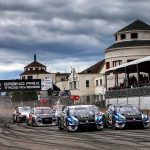 One-two in Canada: Kristoffersson wins, ahead of Solberg