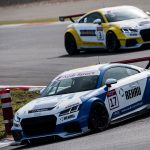 Halftime in the Audi Sport TT Cup at Zandvoort