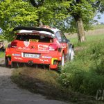 Mikkelsen establishes early lead for Citroen