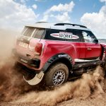 Hungarian Baja a first for Rautenbach in a Mini X-Raid
