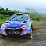 Paddon relishing Coromandel Rally debut