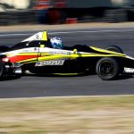 Stuart wins in Investchem Formula 1600 shake-up at Zwartkops Raceway