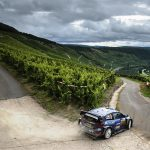 Rally Germany: SATURDAY IN GERMANY: TÄNAK PUSHES AHEAD