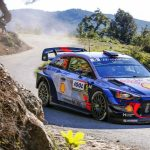 Rally Germany: SS 9/10 Neuville withdraws