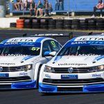 VOLKSWAGEN MOTORSPORT PREPARES FOR BATTLE AT SHORT ZWARTKOPS RACEWAY – SASOL GTC SERIES.