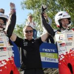 LAPPI WIN BRINGS MÄKINEN MEMORIES