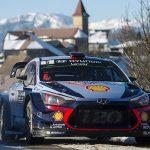 WRC: TITLE DUEL: TENSION RISES