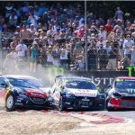 Maximum supercar entry for legendary Loheac RX event