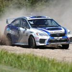 Subaru Rally Team Canada Claims Victory in Tough 2017 Rallye Défi