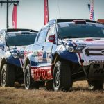 DE VILLIERS/MURPHY CHASE THIRD WIN IN A ROW ON SUN CITY 400