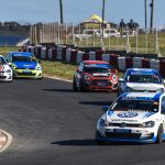 VOLKSWAGEN GTC RACECARS INVOLVED IN TOUGH BATTLE IN THE CAPE – SASOL GTC SERIES