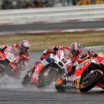 MotoGP Misano: Majestic Marquez ties title lead