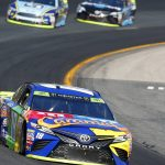 Kyle Busch cruises to victory in Monster Energy NASCAR Cup race at New Hampshire