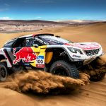 A STUDIOUS OUTING AND HIGH HOPES FOR THE PEUGEOT 3008DKR IN MOROCCO