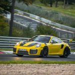 Porsche GT2 RS is the fastest Porsche 911 of all time with Nurburgring lap of 6m.47.3s