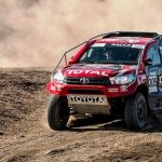 EXCITEMENT AS ALL-NEW TOYOTA GAZOO RACING SA HILUX BREAKS COVER IN SUN CITY