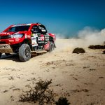 TOYOTA GAZOO RACING SA TO FIELD TWO-CAR TEAM AT DAKAR SERIES CHINA RALLY