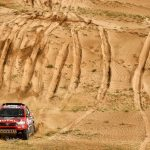 Dakar Series China Rally: Zi Yungang surprises everyone and wins the stage 3