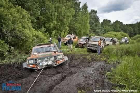 Rallye breslau
