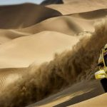 DE VILLIERS/VON ZITZEWITZ LEAPFROG INTO LEAD OF DAKAR SERIES: CHINA RALLY
