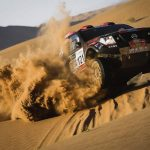 Dakar Series China Rally: Local hero Aorigele celebrates his 3rd stage win on SS4