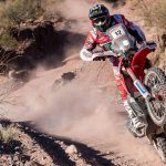 Baja Inka Paracas 1000: Honda's penultimate test before the Dakar