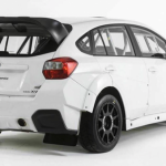 A 600hp Subaru Crosstrek rally car is in China to do battle. Who will be driving?