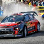 Saturday in Spain: Masterful Meeke leads