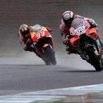 Dovizioso beats Marquez in MotoGP thriller at Motegi