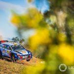Catalunya WRC: Mikkelsen leads Ostberg in opening loop