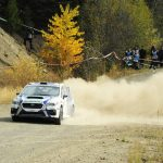 Subaru Clinches 2017 CRC Manufacturer's championship with Pacific Forest Rally Win