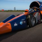 BLOODHOUND SSC MAKES FIRST EVER PUBLIC RUN REACHING 322km/h
