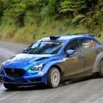 Reeves beats NZ's best to win Rally Coromandel