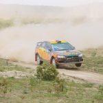 Tundo rules as Mitsubishi sweep Guru Nanak Rally