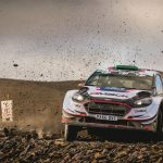 Evans Wraps Up Maiden Win, Ogier and M-Sport Secure Titles