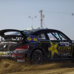 Foust masterclass fails to prevent third Speed title
