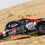 DAKAR SERIES: CHINA RALLY A LEARNING EXPERIENCE FOR TOYOTA GAZOO RACING SA