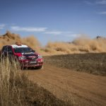 ALL TO PLAY FOR AS TOYOTA GAZOO RACING SA'S BOTTERILL/VACY-LYLE TAKE ON THE CARNIVAL CITY RALLY