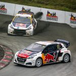 Ekstrom Victorious at World RX of Germany