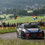Hyundai running four cars at Rally Great Britain
