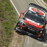Catalunya WRC: Meeke extends lead, Neuville retires