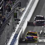 Kyle Busch survives to win drama-filled NASCAR Cup race at Martinsville