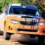 Baryan clinches 2017 African Rally title