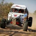 SHOOT OUT AT THE ATLAS COPCO GOLD 400 IN THE SPECIAL VEHICLE CATEGORY