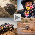 Al-Attiyah and Walkner win big on rugged Rallye du Maroc